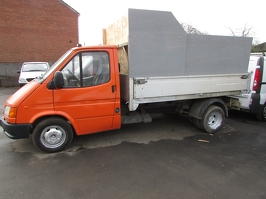 Ford Transit T989 GDP
