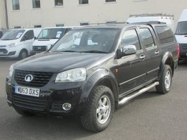 Great Wall Steed WU63 DXS