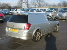 Vauxhall Astra P5 FTS